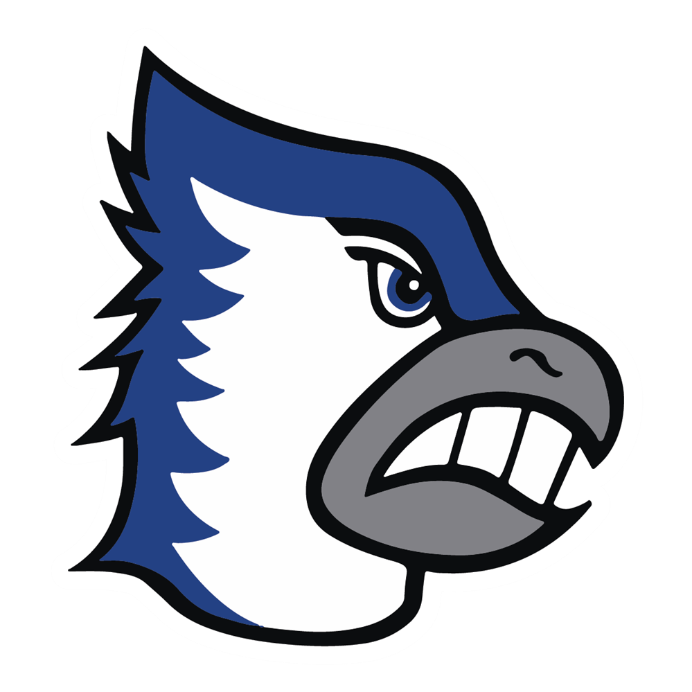 Bluejay head logo