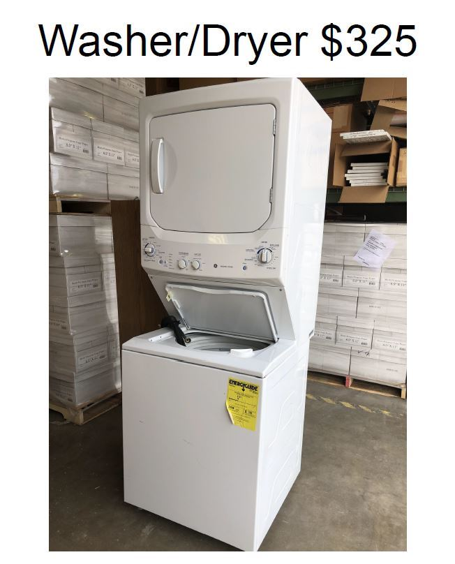 Washer and dryer combo for sale